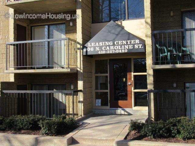 Eastview Commons 906 N Caroline Street Baltimore Md
