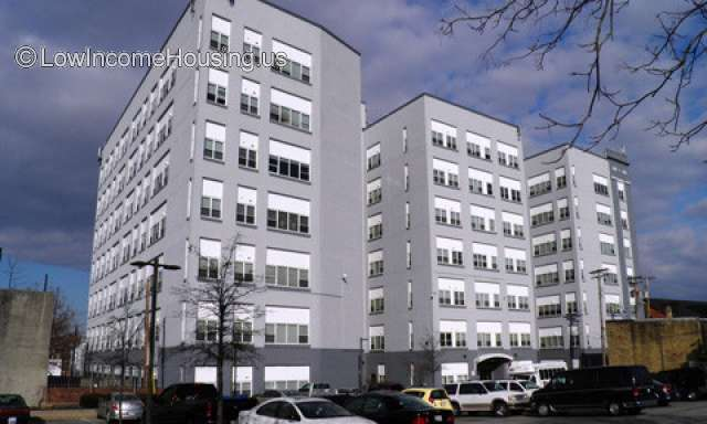 Johnston Square Apartments for Seniors