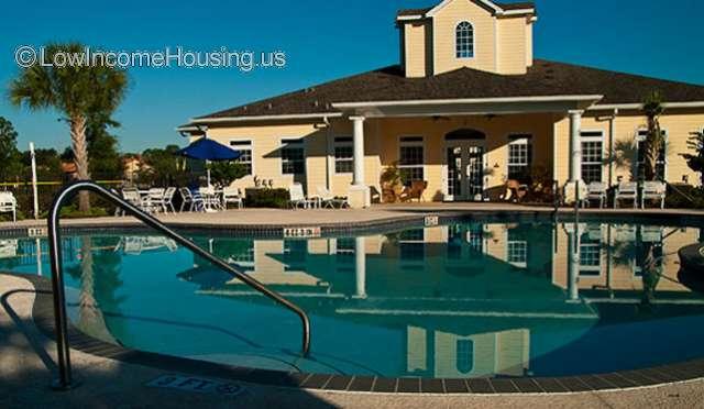 Ashley Place Apartments Orlando Florida