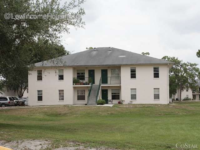 Crestview Apartments Immokalee Fl