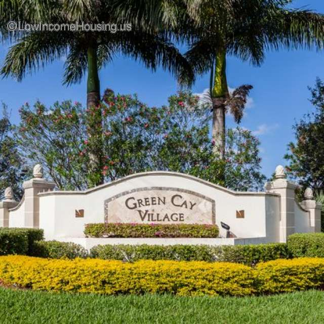 Palm Beach County FL Low Income Housing Apartments