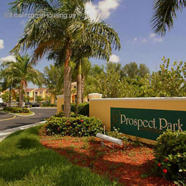 Broward County FL Low Income Housing Apartments