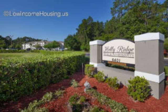 Holly Ridge Senior Apartment Homes