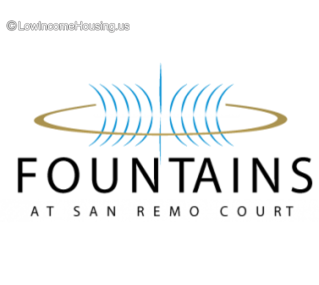 Fountains at San Remo Court