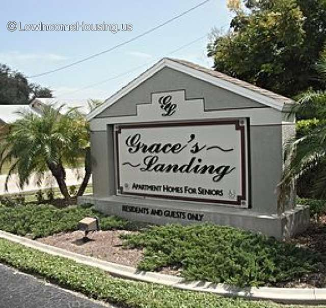 Grace's Landing Sebastian