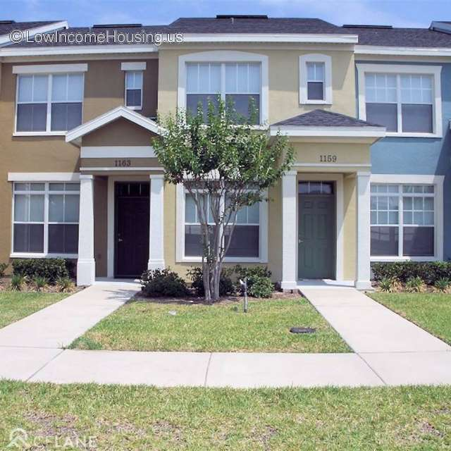 Villas At Carver Park Orlando