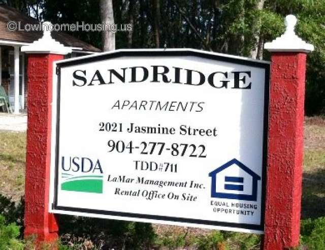 Sandridge Fernandina Beach