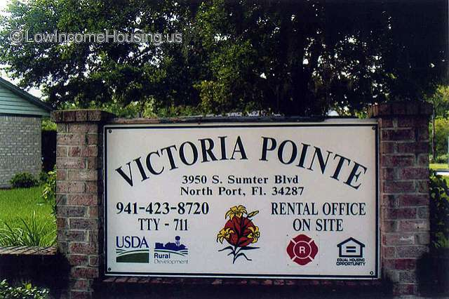 Victoria Pointe North Port