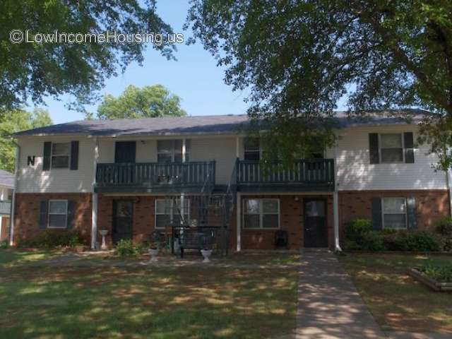 Keller Court Apartments - Tuscumbia