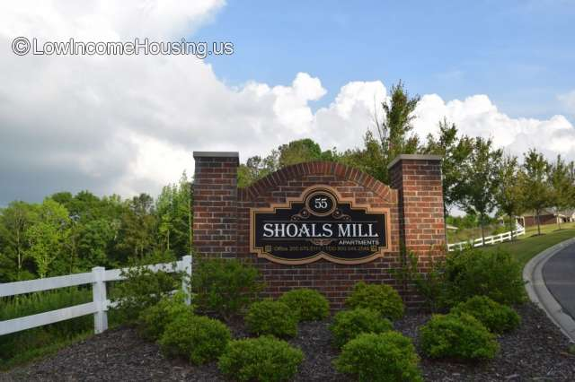 Shoals Mill Apartments