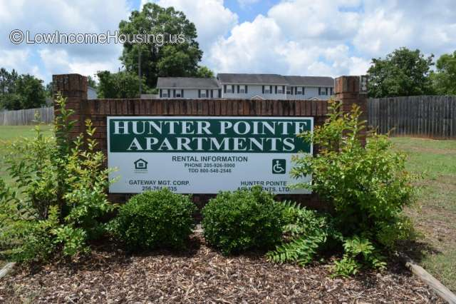 Hunter Pointe Apartments