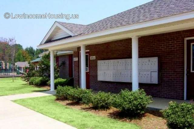 Low Income Apartments Montgomery Al