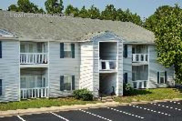 Peppertree Apartments, Phase Ii Gulf Shores