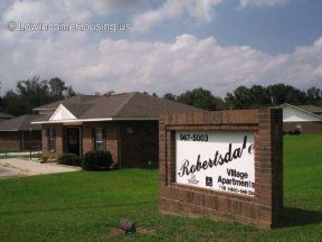 Robertsdale Village Apartments Robertsdale