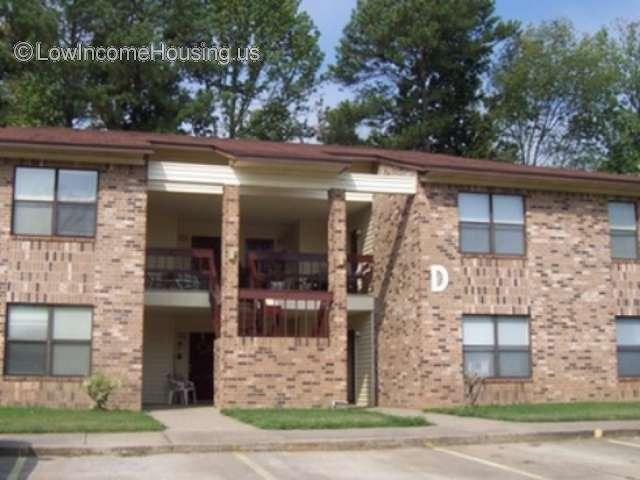 Cedar Ridge Apartments Guntersville