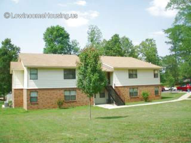 Spring Creek Apartments Cherokee