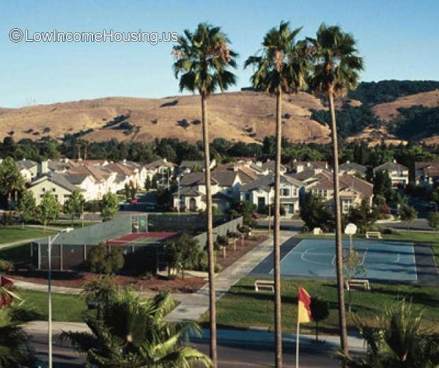 Valley Palms Apartments San Jose