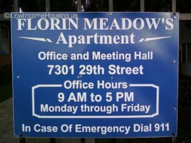 Florin Meadows Apartments Sacramento