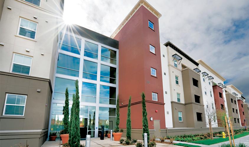 Fairgrounds Senior Hsg Apartments San Jose