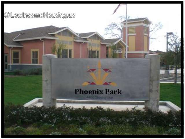 Phoenix Park Phase I, II, III - Sacramento