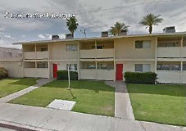 Shadow Palms Apartments Indio