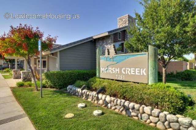 Marsh Creek Apartments Brentwood
