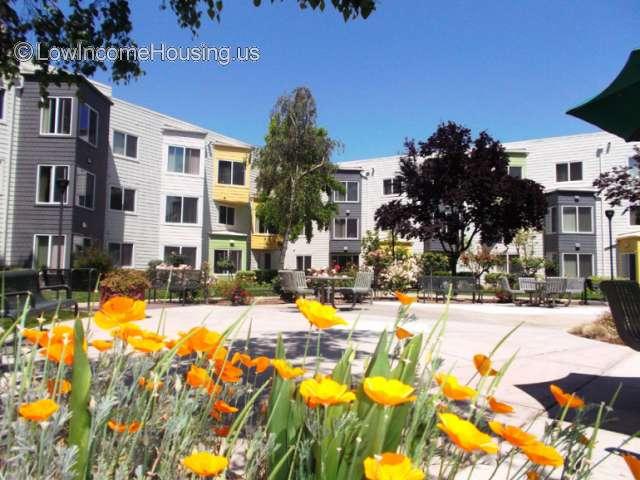 Cypress Gardens - San Jose