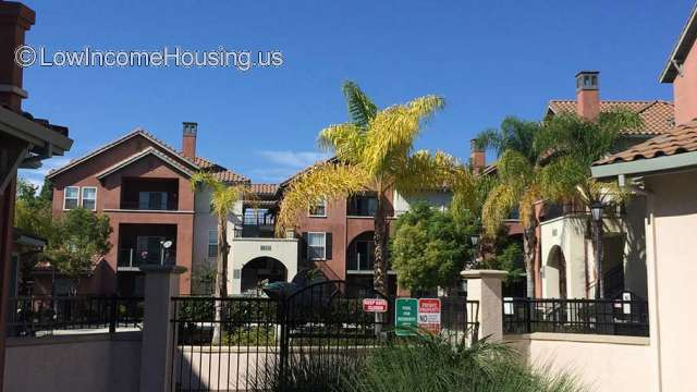 Monte Vista Gardens Family Housing San Jose