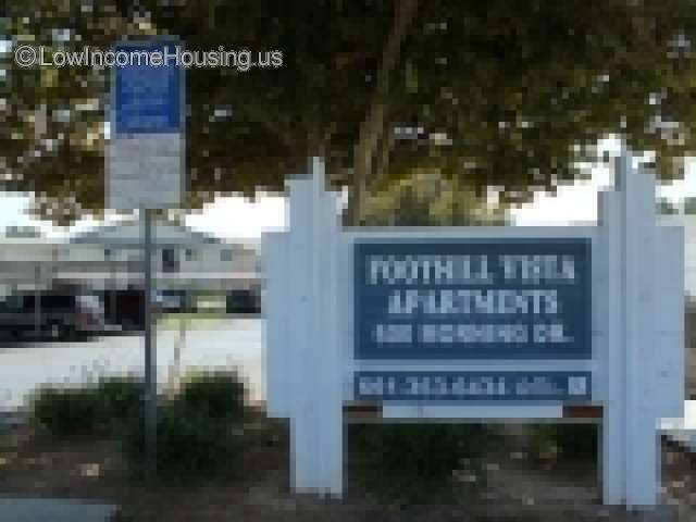 Foothill Vista Apartments Bakersfield