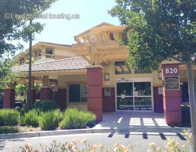 John Burns Gardens - Santa Clara