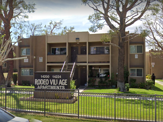 Rodeo Drive Apartments Victorville