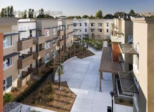 Low Income Senior Housing Fremont Ca