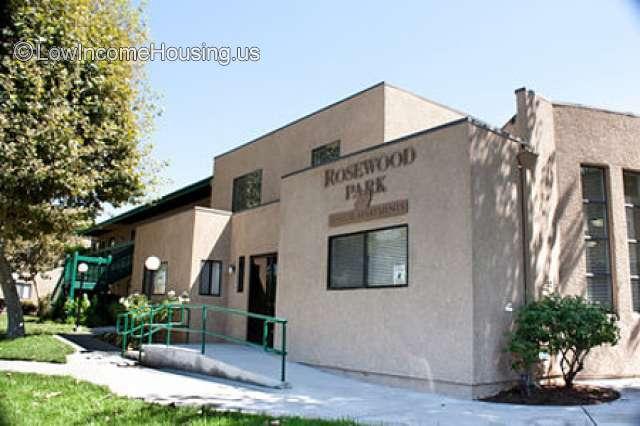 Rosewood Park Senior Apartments Commerce