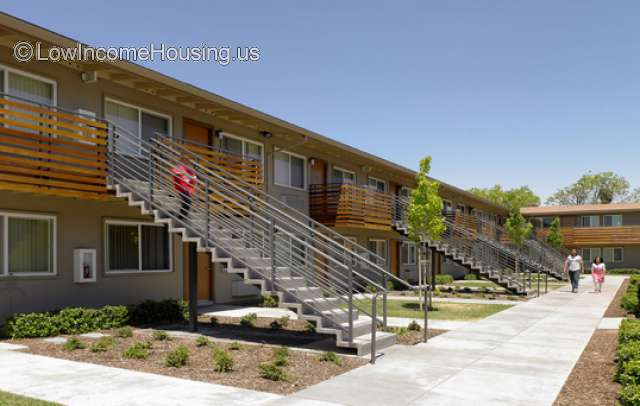 Low Income Apartments In Stockton