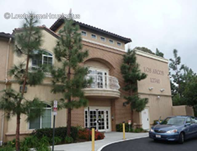 Los Arcos Apartments for Seniors