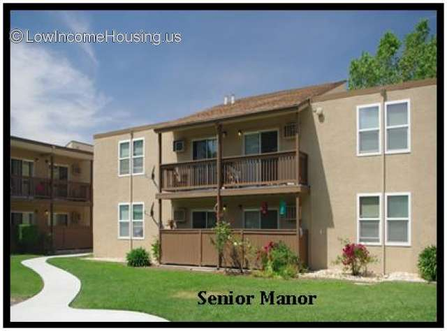 Senior Manor - Fairfield