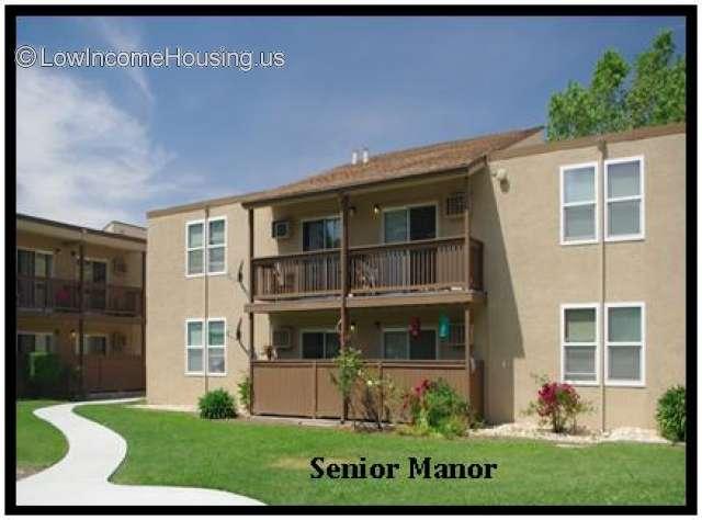 Low Income Senior Housing Fairfield Ca