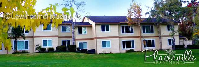 Placerville Apartments