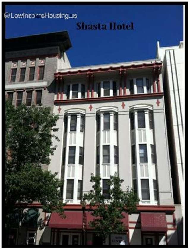 Shasta Hotel - Sacramento