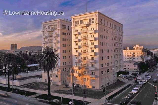 Bryson Family Apartments Los Angeles