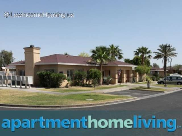 Casa Encinas At River Heights Apartments Blythe
