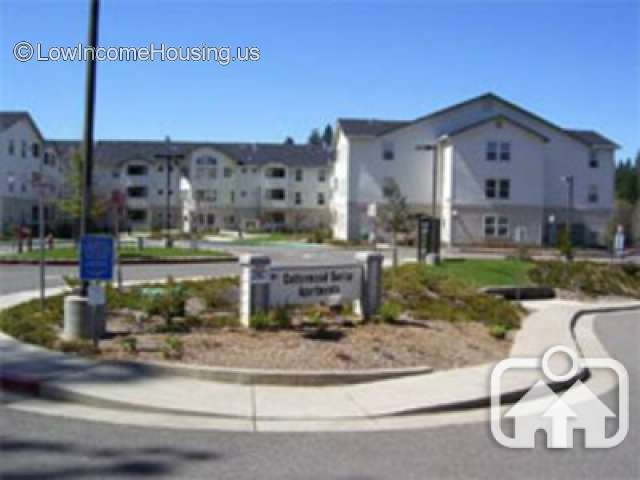 Cottonwood Senior Apartments Placerville