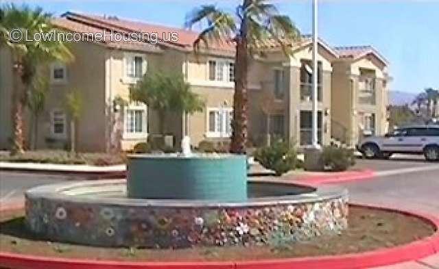 Las Flores Family Apartments Coachella