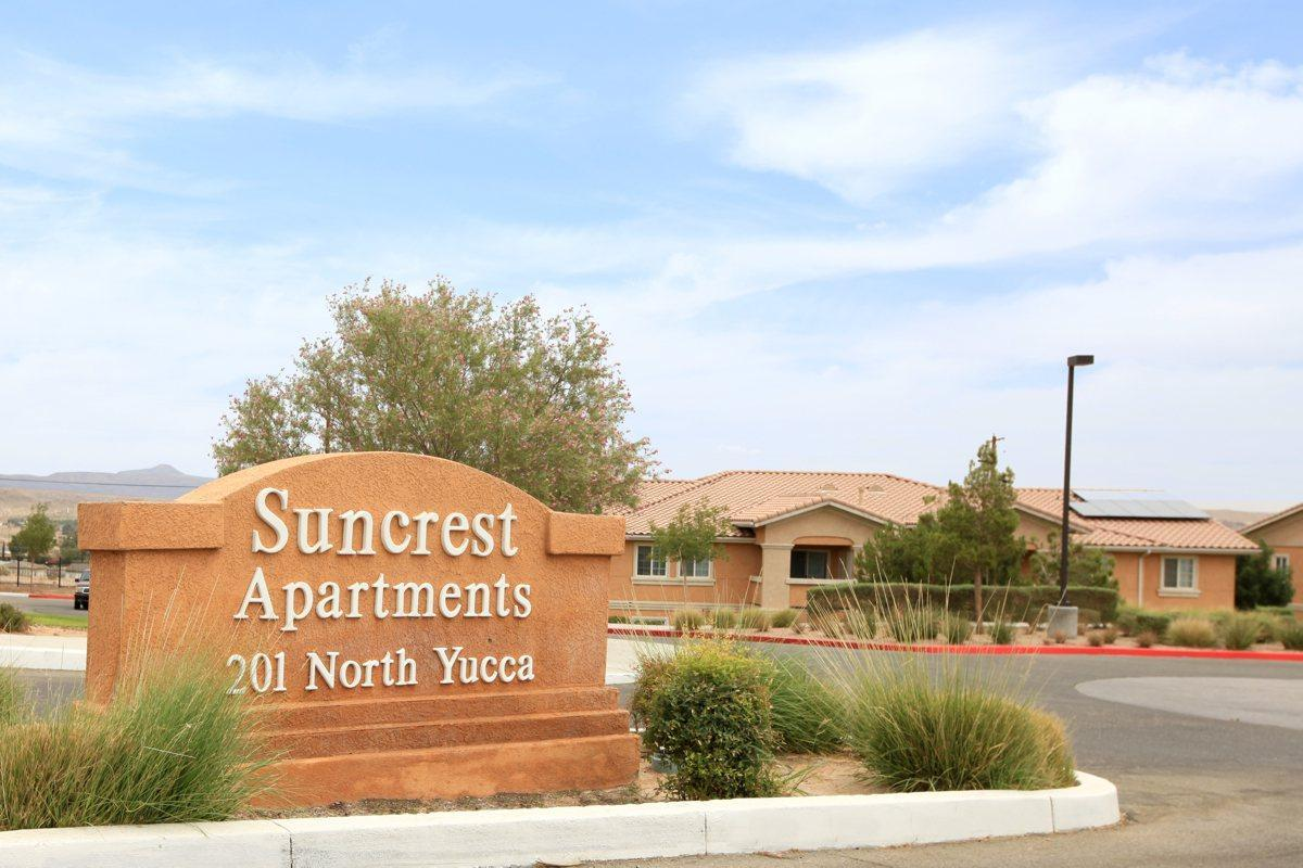 Suncrest Apartments Barstow