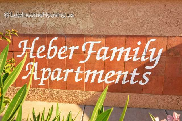 Heber Family Apartments