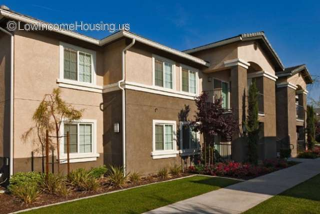 Valley Oaks Apt Homes Tulare