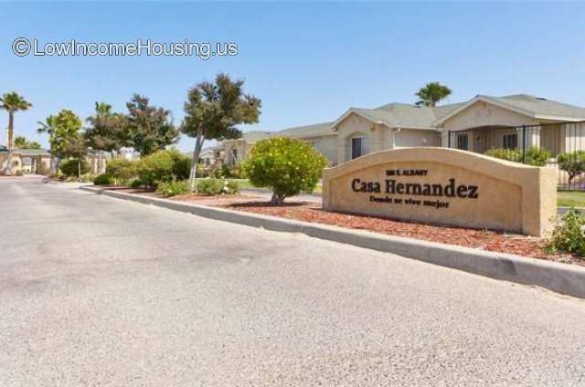 Casa Hernandez Apartments Delano