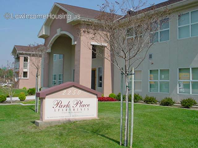 Park Place Apartments Bakersfield