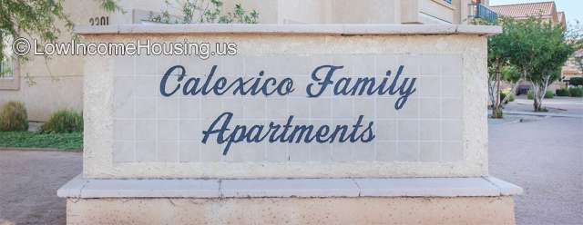 Calexico Family Apartments