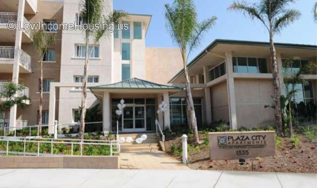 Plaza City Apartments - CA